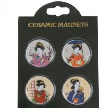"""1 3/4"""" Ceramic Magnets"""