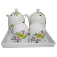 5pc Soy/Vinegar Set