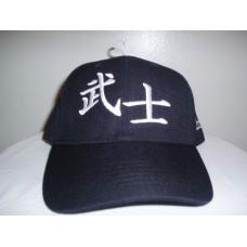 Chinese Character Cap - Samurai