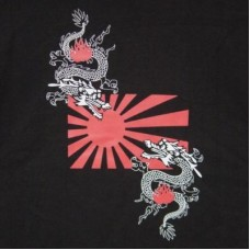 Kanji T-Shirt - Two Dragon