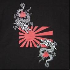 XXL Kanji T-Shirt - Two Dragon