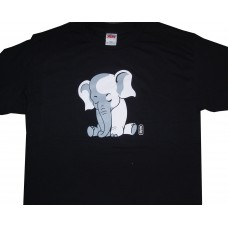 Kanji T-Shirt - Elephant