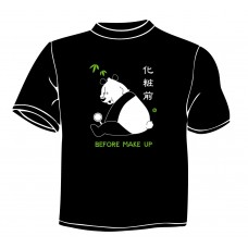 XXL Kanji T-Shirt - Before Make Up