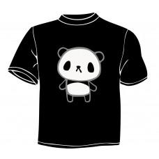 Kanji T-Shirt - Panda