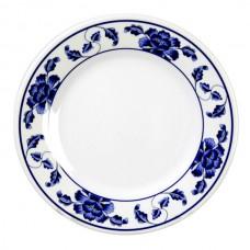 """Lotus - 9 1/8"""" Round Plate"""