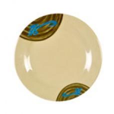 """Wei - 10 3/8"""" Round Plate"""