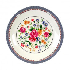 "Rose - 14 3/8"" Round Plate"