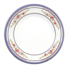 "Rose - 15 1/2"" Round Plate"