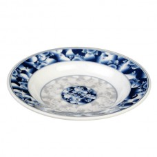 "Blue Dragon - 10 3/8"" Soup Plate"