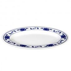 "Lotus - 12"" x 8 5/8"" Oval Platter"
