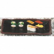"""Temoku - 11"""" Rectangular Dish"""