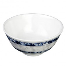 "Blue Dragon - 4 3/8"" Rice Bowl 8oz"