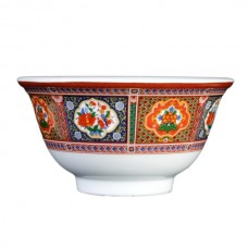 "Peacock - 3 3/4"" Rice Bowl"