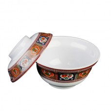 "Peacock - 5 3/4"" Noodle Bowl (Lid Sold Seperately)"