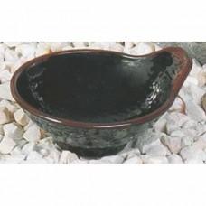 """Temoku - 4 1/4"""" Bowl"""