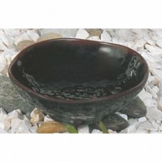 "Temoku - 4 3/4"" Rice Bowl"