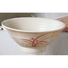 "Gold Orchid - 7 1/2"" Soup Bowl"