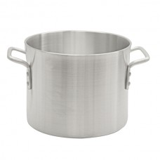 32 QT Aluminum Stock Pot