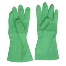 Latex Glove - Green Small