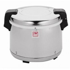 Stainless Steel 30 Cup Rice Warmer