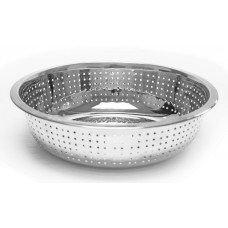 "11"" Chinese Colander - 4.5mm Holes"