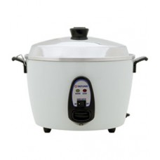 6 Cup White Rice Cooker & Steamer