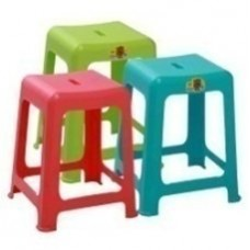 "11.5"" x 11"" x 18"" Plastic Chair"