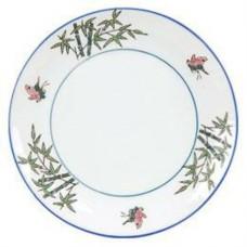 "10"" Plate - Bamboo's Pattern"