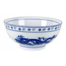 "4.5"" Rice Bowl - Dragon Pattern"