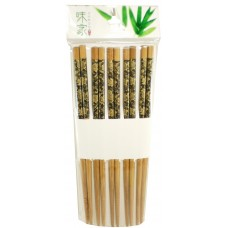 5-Pair Bamboo Chopsticks