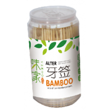 450-tube Bamboo Toothpick