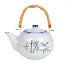 48oz Tea Pot - Bamboo's Pattern