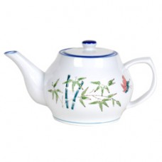 36oz Tea Pot - Bamboo Design