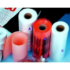 Red Film Print Roll (For Meats) 11 x 19