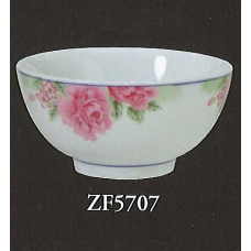 "4.5"" Bowl - Rose Pattern"