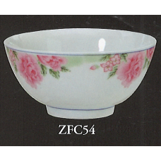 "5"" Bowl - Rose Pattern"