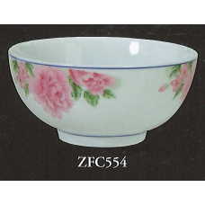 "5.5"" Bowl - Rose Pattern"