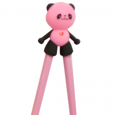 "Training Chopsticks 7""L - Red Panda"