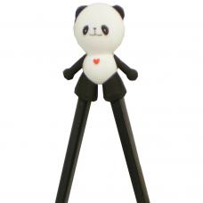 "Training Chopsticks 7""L - White Panda"